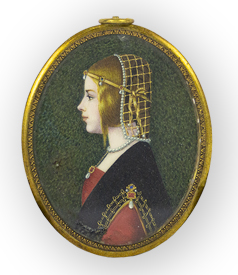 Leonardo Da Vinci 's Beatrice d' Este
