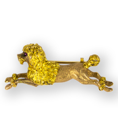 golden-poodle-brooch-with-almandine-eyes-preview
